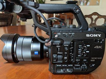 Rent: SONY PXW-FS5 XDCAM SUPER 35 CAMERA + 24-70mm SONY LENS