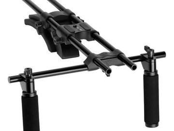Lightweight shoulder rig bundle