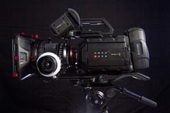 Rent: Blackmagic Design URSA Mini 4.6K Package w/Xeen Lenses
