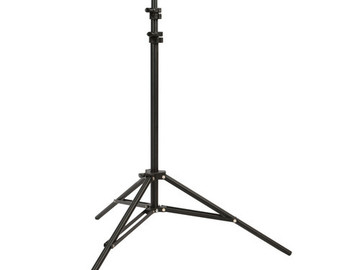 Rent: Westcott Alluminum Light Stand- 8' (1 of 3 available)