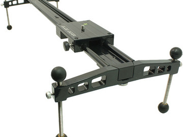 "Rent: Glide Gear 23.5"" Camera Slider"