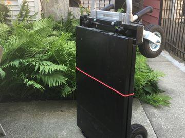 Rent: Magliner Jr Camera Cart