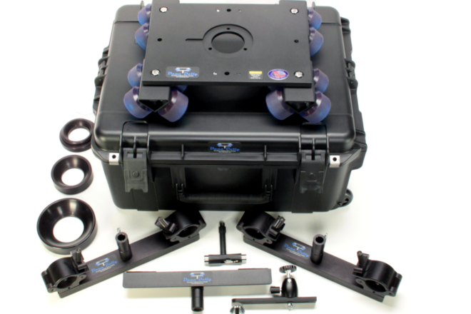 Dana Dolly Universal Kit w/ Custom Case & Portable Pipe Kit