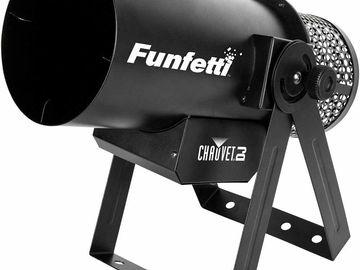 Rent: Chauvet Funfetti Shot