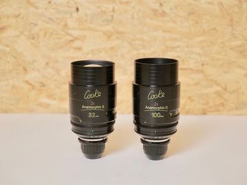 Rent: Cooke Anamorphic/i Prime Lens (Set of Two)