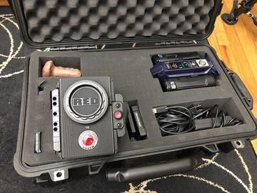 RED Raven Dragon 4.5K Shooting Kit