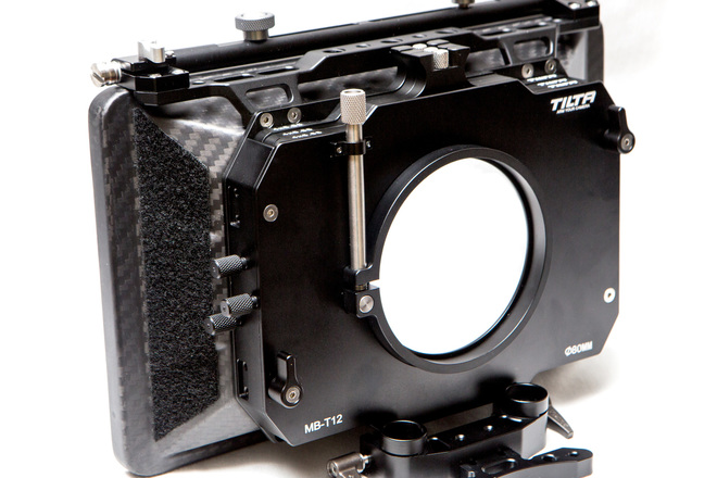 Tilta MB-T12 3 Stage 4x5.65 Matte Box