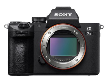 Rent: SONY A7III COMBO (2 BATTERIES, 2 64BG CARDS, CASE)