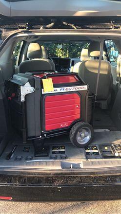 Honda EU 7000 Generator