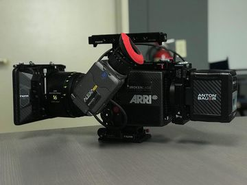 Rent: 4x Anton Bauer Cine 150 Gold-Mount