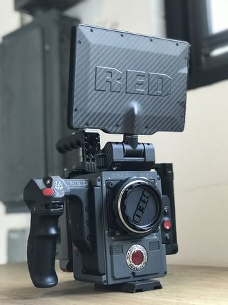 """RED TOUCH DSMC2 7"""" LCD MONITOR"""