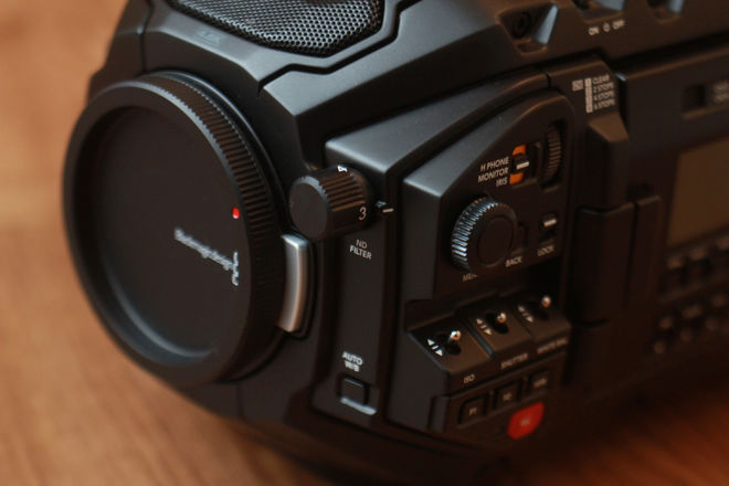 Blackmagic URSA Mini Pro 4.6k Kit