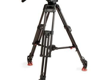 Rent: O'connor Tripod - 1030Ds Fluid head & 30L Package