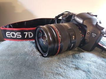 Rent: Canon EOS 7D w/ 24-70mm 2.8L Zoom Lens