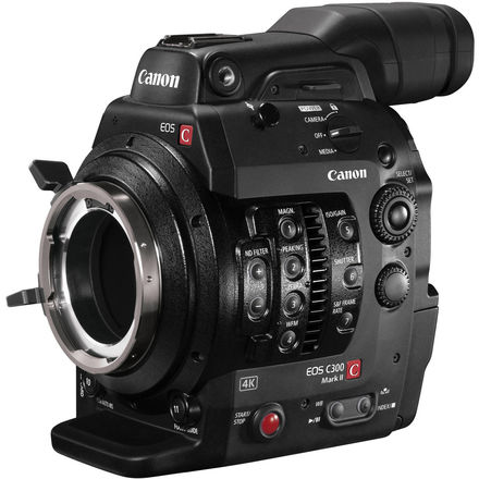 **SPECIAL LISTING ** CANON C300 Mark II PL