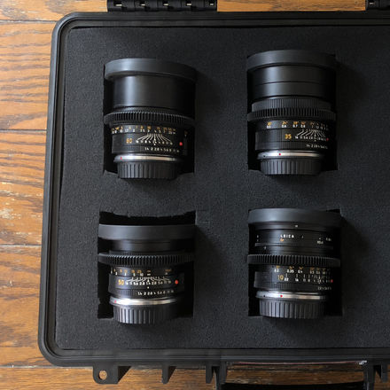 Leica R Summilux Package - EF Mount