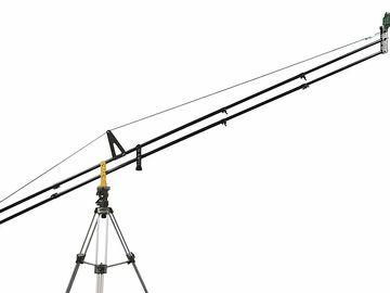 Rent: Glide Gear  8FT Portable0-6lbs Video Camera DSLR Jib