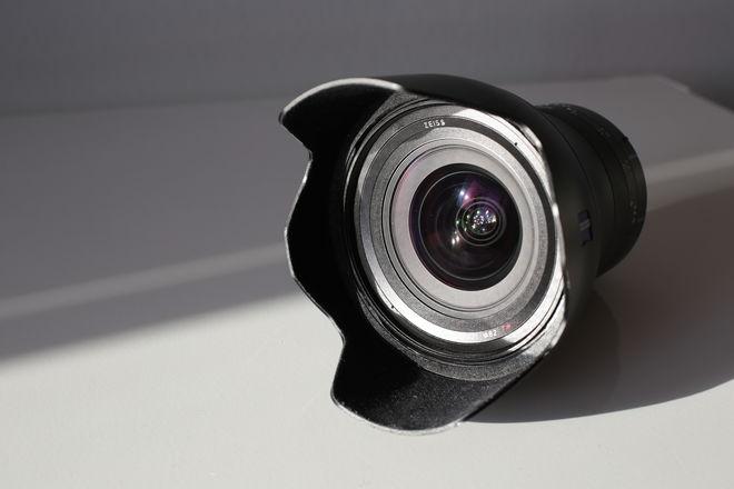 Zeiss Milvus Distagon 21mm f/2.8