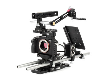 Rent: Wooden Camera SONY A7s ii/a6300 CAMERA ACCESSORY KIT (PRO)