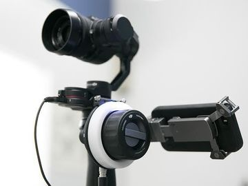 Rent: DJI Osmo X5 PRO Handheld Gimbal with Focus wheel & Lens kit