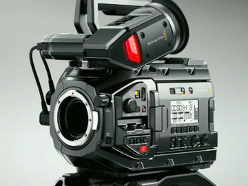 Blackmagic URSA Mini 4.6K Pro Package