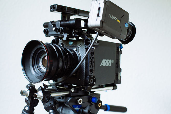 ARRI Alexa Mini 4:3 ARRIRAW