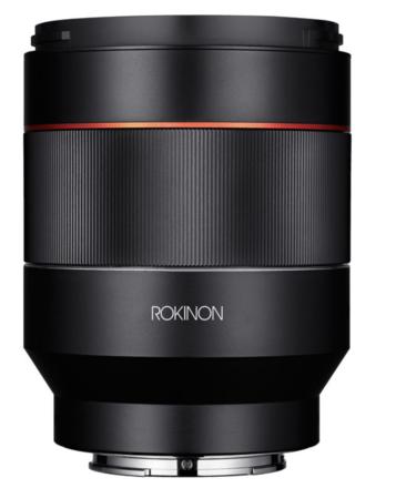 Rokinon AF 50mm f1.4