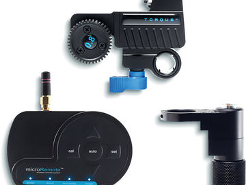 Rent: Redrock Micro microRemote Handheld Bundle