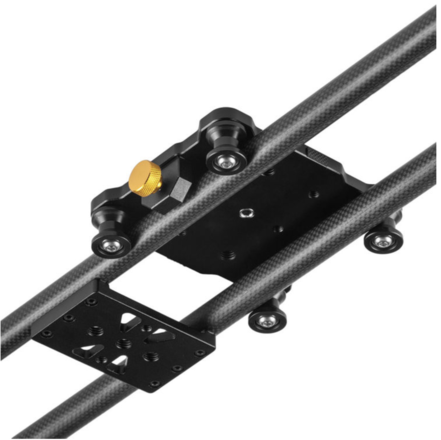 "ikan Carbon Fiber Camera Slider with 19mm Track Rails (31"")"