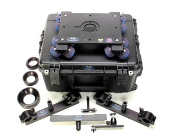 Rent: Dana Dolly Portable Dolly System / Universal Track Ends