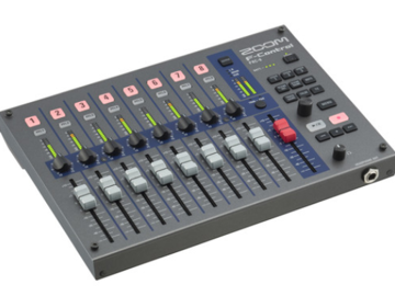Rent: Zoom F-Control for F8n, F8, and F4 Multitrack Field Recorder
