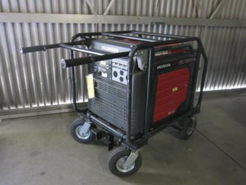 Rent: Honda EU6500is  Generator