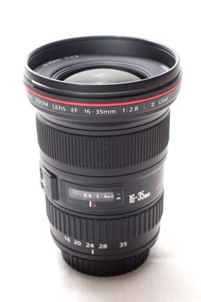 Canon 16-35mm L F/2.8 MKII Lens