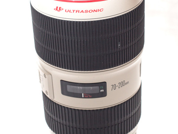 Rent: Canon 70-200mm L F/2.8 IS MKII Lens