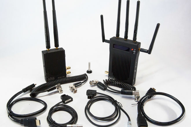 Teradek Bolt 3000 3G-SDI/HDMI Video Transceiver Set (1:1)