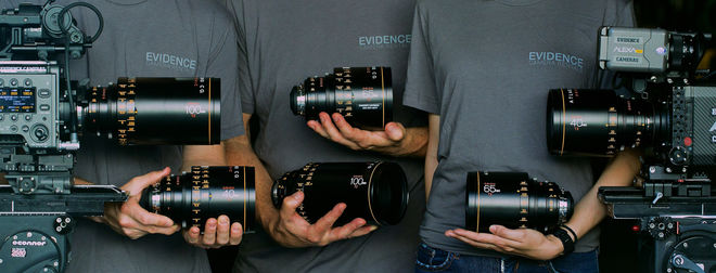 Atlas Lens Co. 40mm, 65mm, 100mm  T2 Orion Series Set