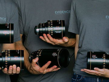 Rent: Atlas Lens Co. 40mm, 65mm, 100mm  T2 Orion Series Set