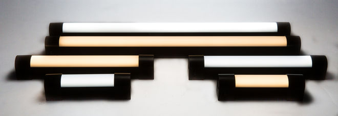 (6X) Quasar Q-LED Bi-Color Battery Kit