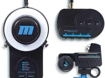 Rent: Redrock Micro microRemote Wireless Focus Kit