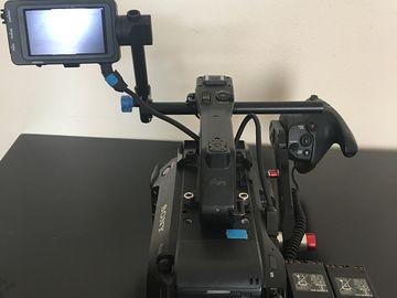 Rent: Sony FS7 camera body w/speedbooster, extra batteries & memor
