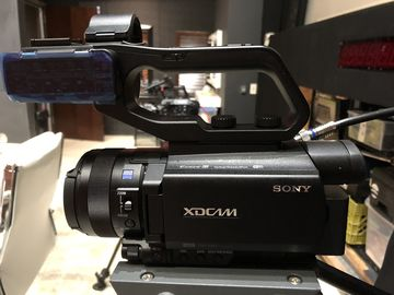 Rent: Sony PXW-X70 XDCAM Camcorder 4K Upgrade