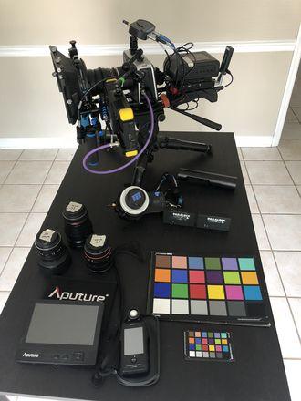 Blackmagic Design Production Camera 4K w/ wirelessFF & Video