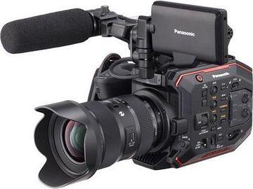 Rent: Panasonic EVA-1