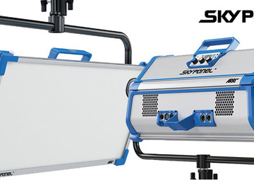 Rent: Arri Skypanel S60-C (w/ Road Case)