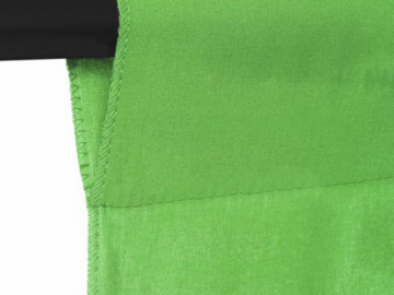 Rent: 10x20' Chromakey Green Muslin Background