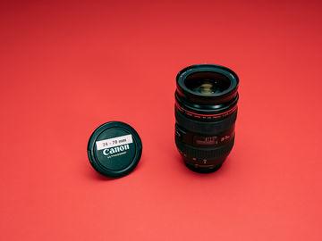 Rent: Canon 24-70 F/2.8 Zoom Lens
