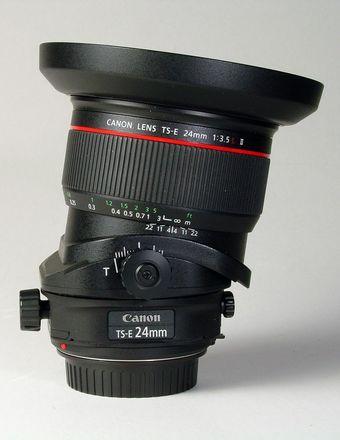 Canon TS-E 24mm f/3.5 L Tilt-Shift