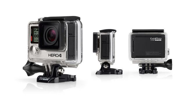 GoPro Hero4 Black 4K Camera