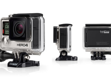 Rent: GoPro Hero4 Black 4K Camera
