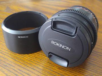 Rokinon Cine DS 85mm T1.5 - EF Mount